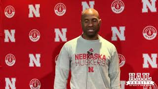 Nebraska Football: Troy Walters on Kanawai Noa, Maryland's Defense and More