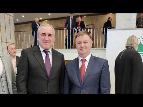 Глава г.п.г. Россошь Эдуард Марков принял участие в работе XXII Всемирного русского народного собора