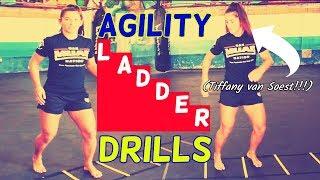 5 Agility Ladder Drills For Muay Thai