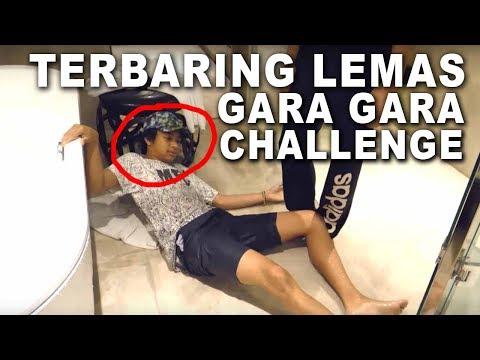 Bastian TERBARING LEMAS Karna Challenge Ini! Jangan Lakukan DiRumah :(