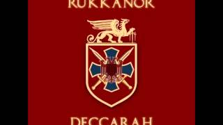 Rukkanor - Deccarah (2012) - Full Album