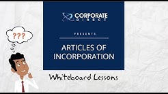 What Are Articles of Incorporation?