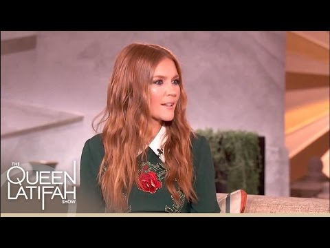Darby Stanchfield Talks