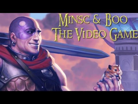Minsc and Boo: The Video Game - Gameplay Trailer - gameguru - Free to play