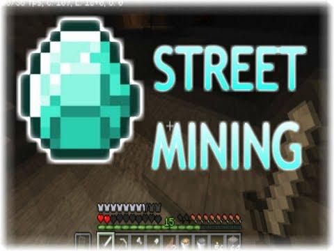 Street Mining!  Survival 1.13.2  LSDMTML 