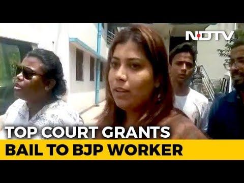 """""""Walk Free But..."""": Top Court To BJP Leader On Mamata Banerjee's Morphed Pic"""