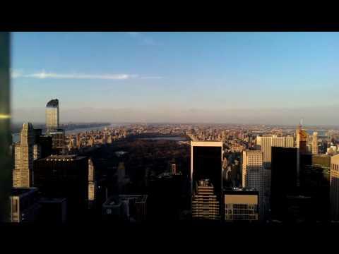 New York - rockefeller viewpoint