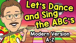 Let's Dance and Sing the ABCs   Modern   Jack Hartmann Alphabet Song