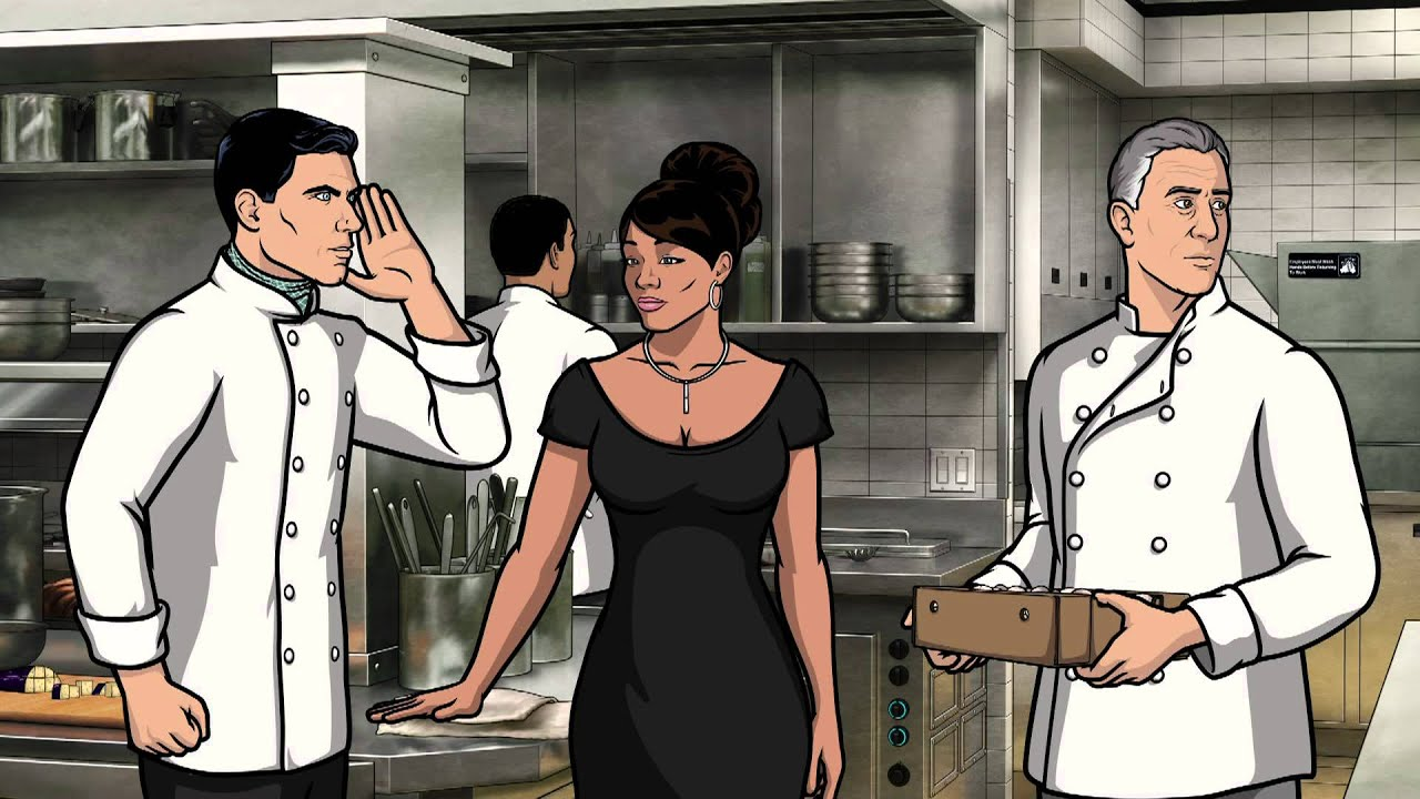 Live and let dine youtube - Archer episodes youtube ...