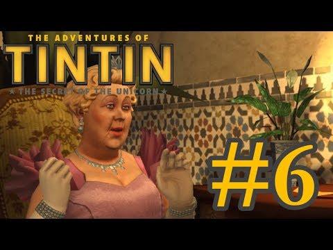 Прохождение Приключение Тинтина [#6 Хочешь реванш?]