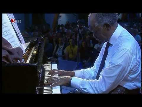 "Hank Jones & Joe Lovano ""Kids"" - JazzBaltica 2008"
