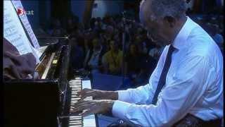 "Hank Jones & Joe Lovano ""Kids"" - jazz baltica 2008"