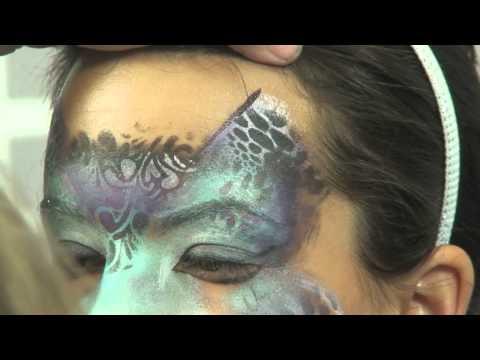 FabaTV: Lynne Jamieson Bad A$$ Face Magic