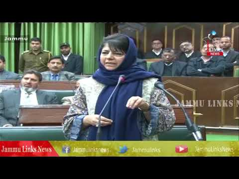 Dialogue with Pakistan necessary to end bloodshed in Jammu and Kashmir: Mehbooba Mufti