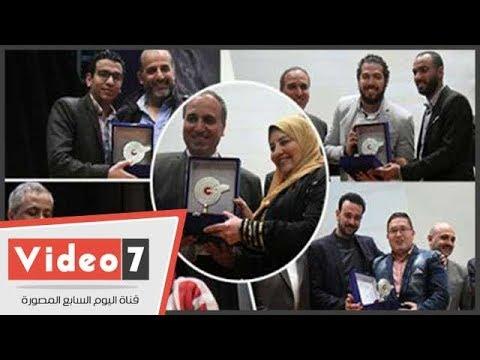 -اليوم السابع- تتسلم جوائز التفوق الصحفى بنقابة الصحفيين  - 20:21-2018 / 1 / 20