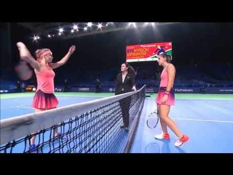 2016 Moscow Open Quarterfinal Highlights | Svitolina vs Konjuh | WTA Highlights