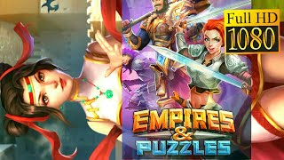Empires & Puzzles: RPG Quest Game Review 1080p Official Small Giant Games