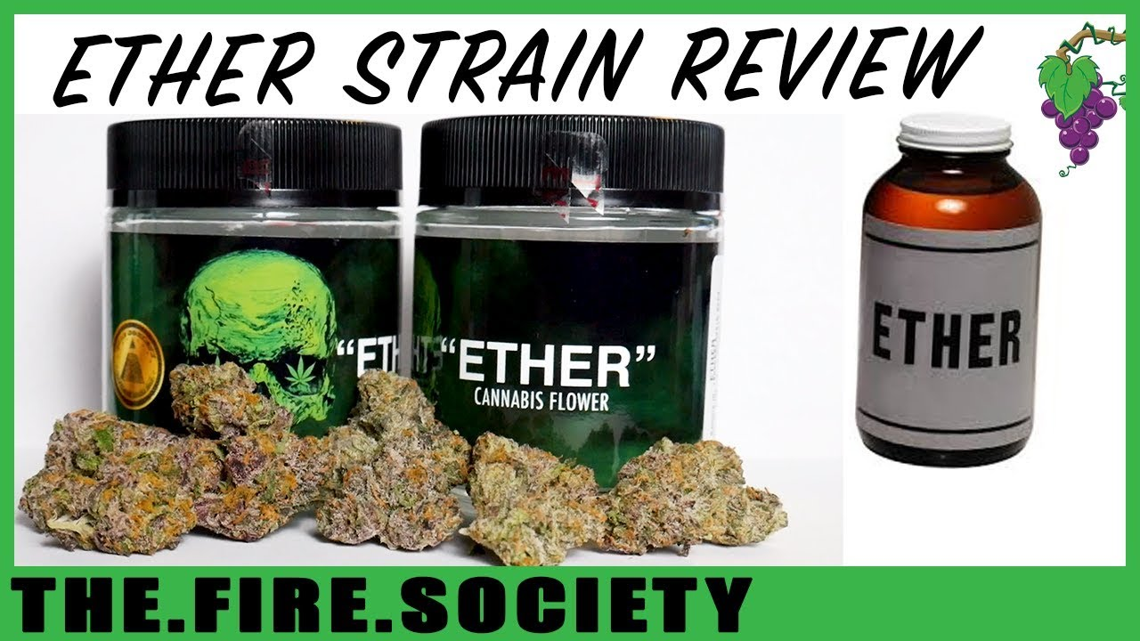 ETHER STRAIN REVIEW | Gelato 41 X Gushers | Medical