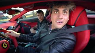 Dobre Brothers! WE BOUGHT OUR TWIN BROTHERS A FERRARI FOR THEIR BIRTHDAY! EMOTIONAL