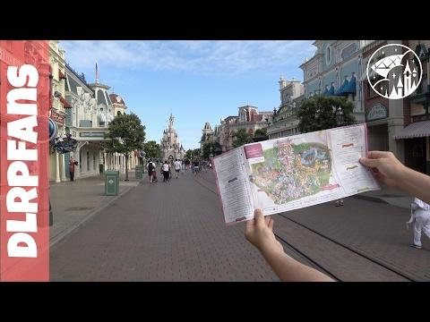 Testing breakfast options during Extra Magic Hours at Disneyland Paris