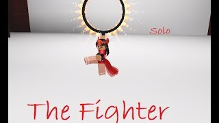 The Fighter-Roblox-Dance Your Blox Off-Solo