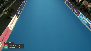 Just. 2019 World Indoor Bowls Championships: Day 15 Session 3
