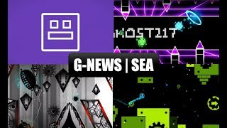 [G-NEWS] RobTop Opens Up! Twisted Tranquility Update, Woodkid Delayed! Breakout 2, Lucid Nightmares
