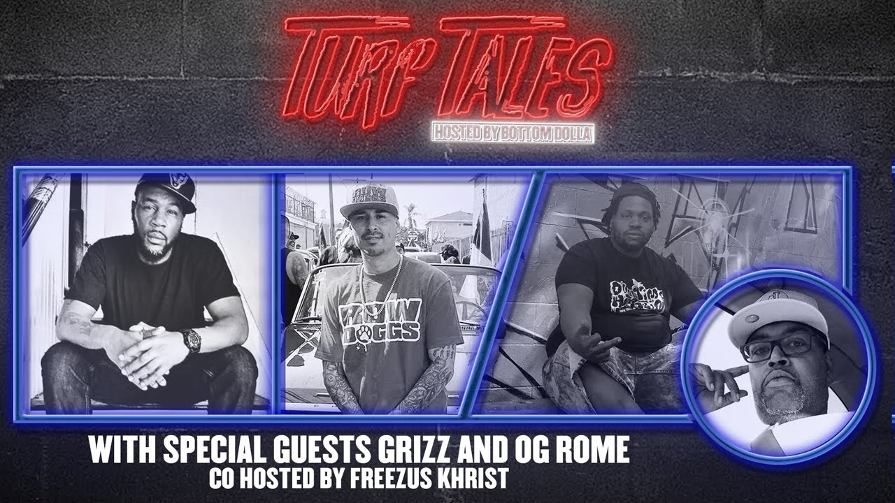 "Overtime Hustlin Presents ""Turf Tales"" Episode 31 (Hosted By Bottom Dolla)"