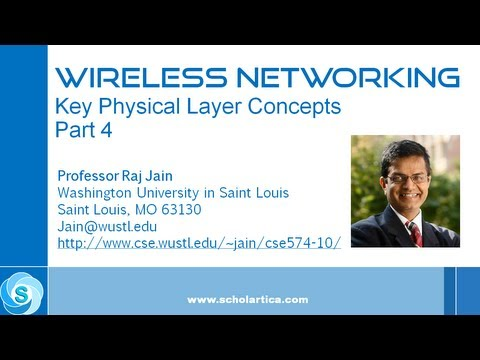 Wireless  Physical Layer Concepts: Part 4
