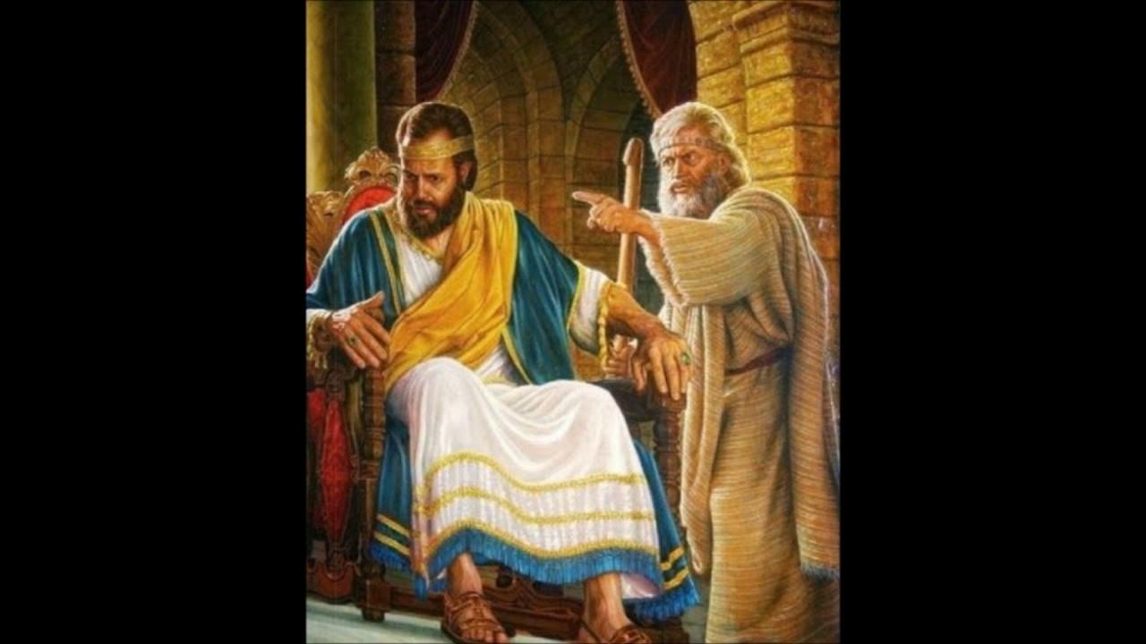 El rey saul 2 parte la desobediencia pastor guillermo - El rey del tresillo ...
