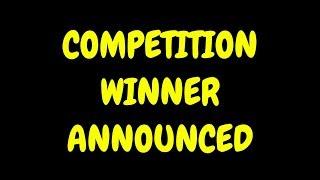 Winner Winner Chicken Dinner Competition Results