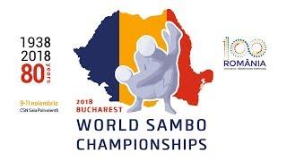 WORLD SAMBO CHAMPIONSHIPS 2018 in ROMANIA - PROMO