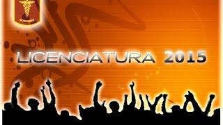 Licenciatura INSUCO 2015