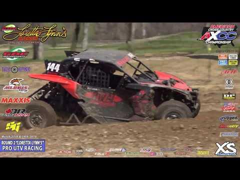 AXCC Pro UTV Racing - Round 2 LORETTA LYNN'S 2019