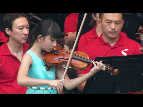 Chloe Chua performs Fantasy on Bizet's Carmen | SSO Mother's Day Concert 2019