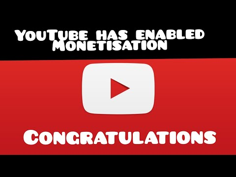 Youtube Monetisation enabled for all Youtubers | Congratulations | June Monetisation Update 2018