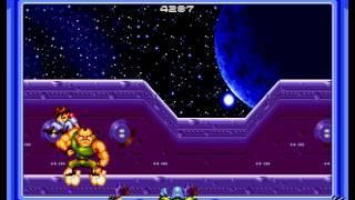 Gunstar Heroes - Gunstar Heroes Part 7 - Sega Genesis - User video