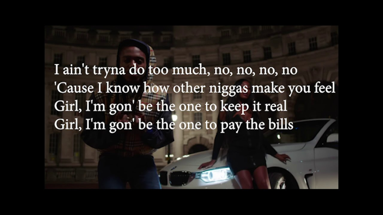 Download Jacquees london official lyrics video