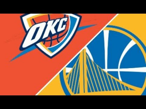 NBA Live 18 Oklahoma City Thunder Vs Golden State Warriors Full Game Happy Martin Luther King Day