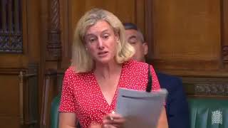 Ruth George MP - Monday 23rd July 2018
