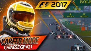 F1 2017 Career Mode Part 21: Nursing the Power Unit
