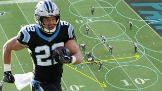 Film Study: Christian McCaffrey might be the best player in football right now