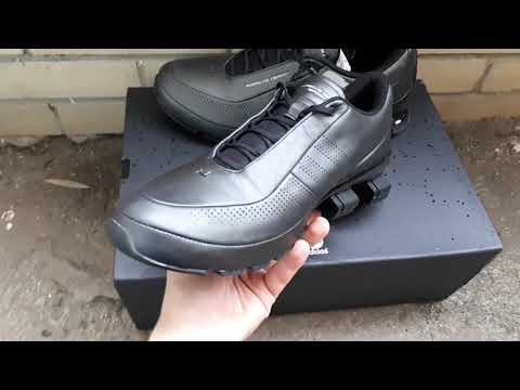 8e46e13c7ad4b Adidas Porsche Design bounce S4 Leather артикул AF5586 - YouTube