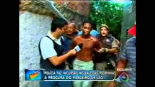 Polícia faz incursão no Vale das Pedrinhas - Se Liga Bocão