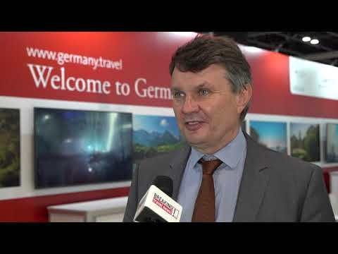 Burkhard Kieker, chief executive, Berlin Tourism