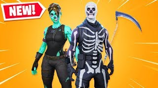 The Fortnite SKULL TROOPER Skin Returns..