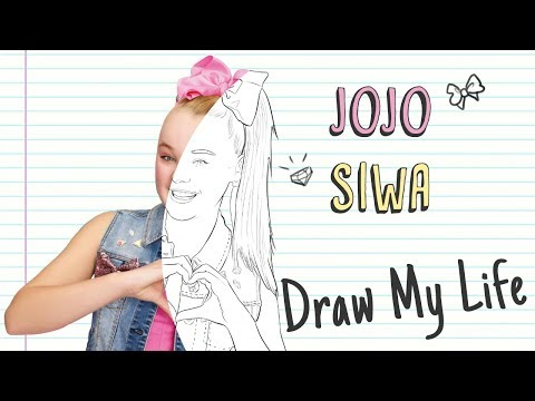 JOJO SIWA | Draw My Life 🎀 | Dance Moms