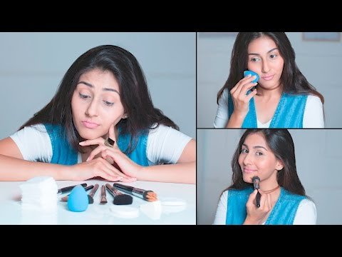 How To Apply Foundation In 4 Different Ways