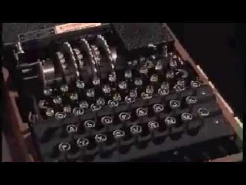 Enigma machine (French)