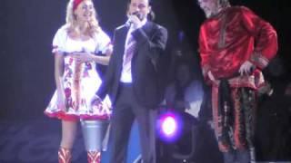 "Навка Хаапасало ""Финская полька"" (Levan Polkka)18.12.07"